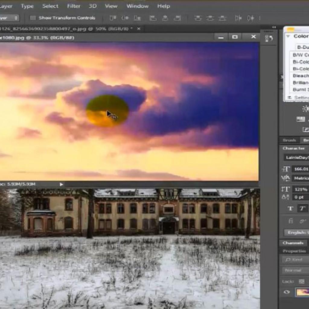 Sparking-Sky-Image-for-manipulation